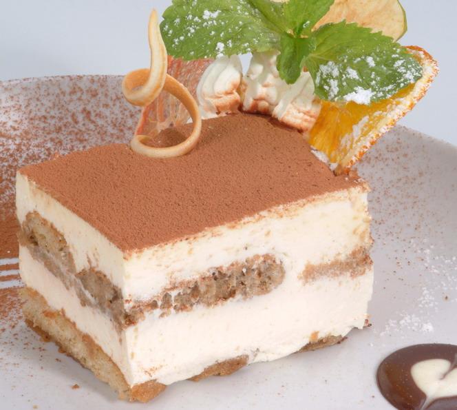 Десерты с мировым именем. Как приготовить тирамису?
