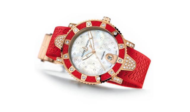 Ulysse Nardin презентовала «Lady In Red».