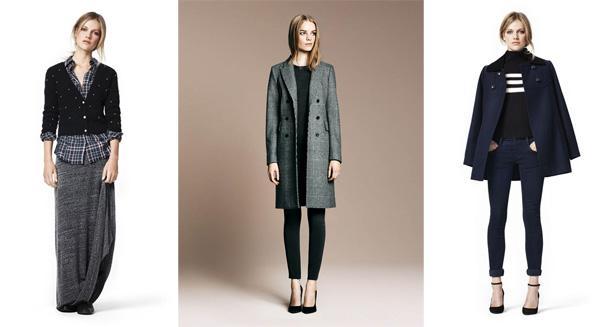 Zara представила ноябрьский лукбук
