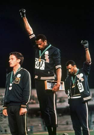 -Olympics Black Power-