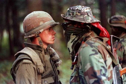 -Face off - Oka Crisis-