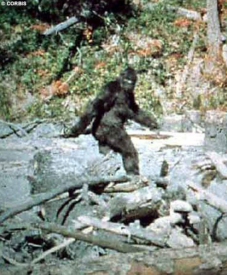 Roger Patterson and Robert Gimlin -Patterson Bigfoot-