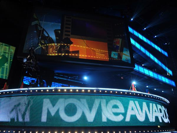 MTV Movie Awards 2009 (Закулисье)
