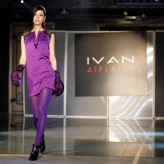 Ivan Aiplatov fall/winter 2009-2010 collection show
