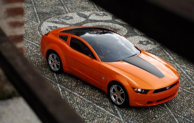 Ford Mustang Concept