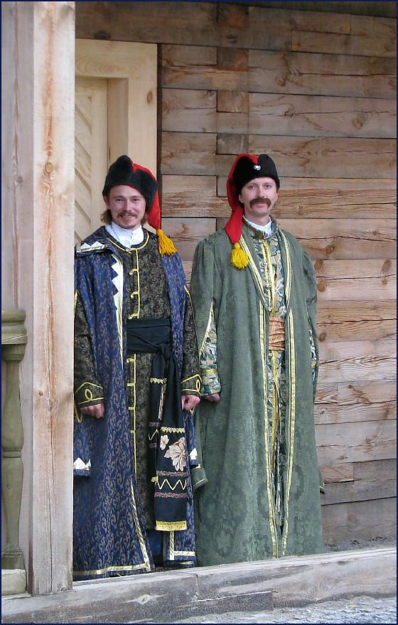 Праздник в столице украинского козачества.