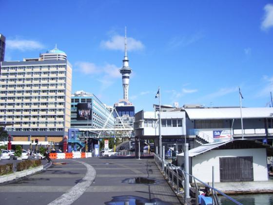Эта далекая страна - Новая Зеландия