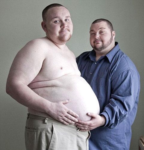 Беременные мужчины фото родов