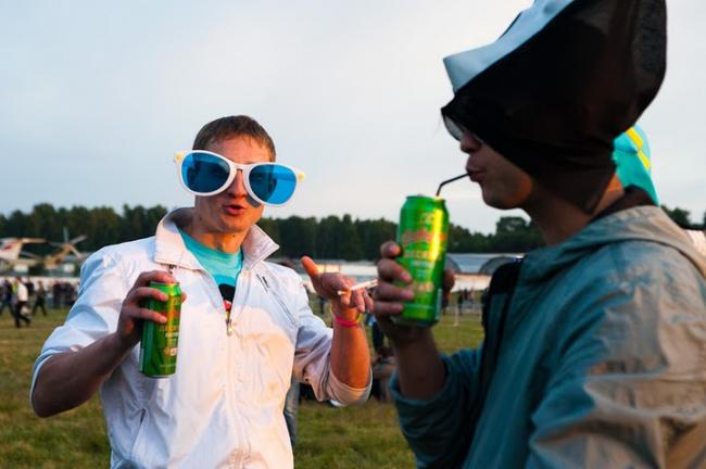Global Gathering Freedom Music 2011