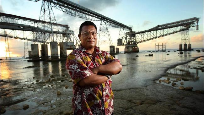 Президент науру маркус стивен marcus