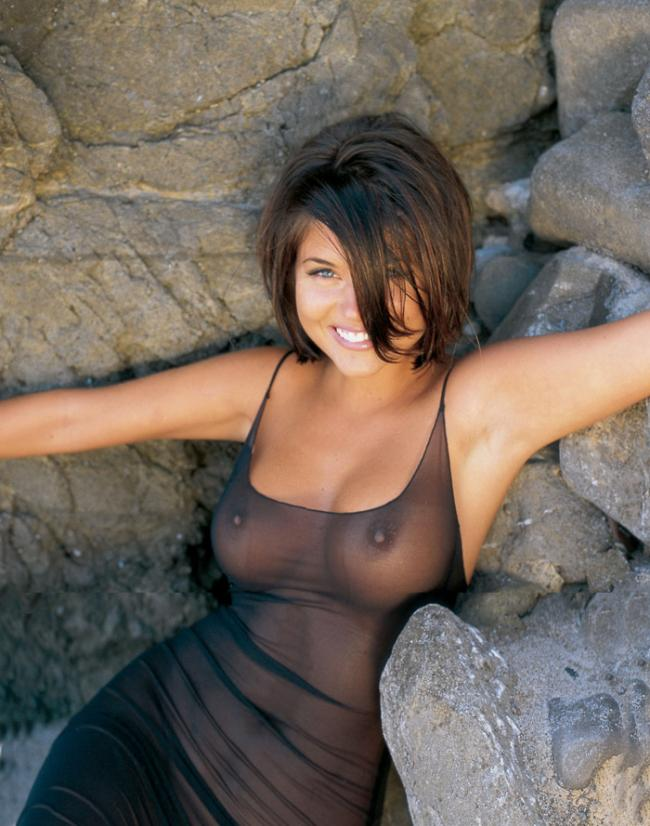 Тиффани Амбер Тиссен (Tiffani Amber Thiessen) для журнала Newlook