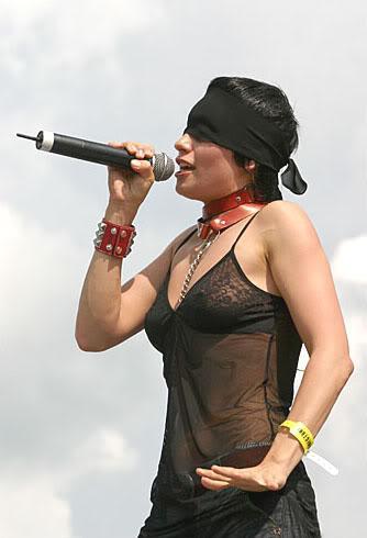 Нестерова российская рок певица