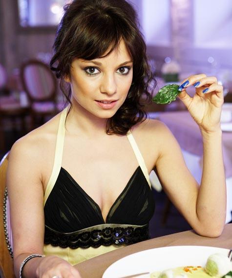 Дарья Сагалова в эротических фото сетах и онлайн секс