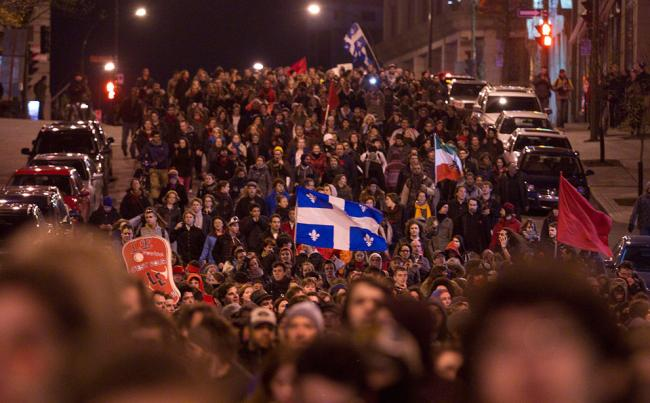 quiet revolution in quebec essay The quiet revolution was a period spanning around 10-20 years between 1960 and 1980 in the province of quebec, when there were major changes in the way politics, society, religion and culture were experienced.