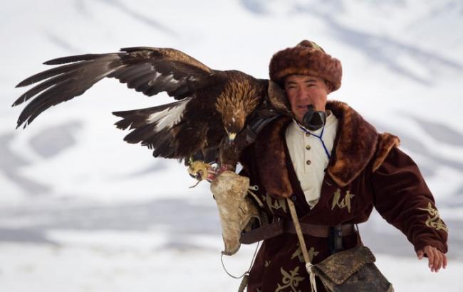 В Казахстане прошел ежегодный фестиваль охоты «Саят»