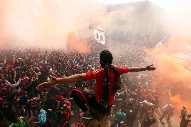 Футбольных фанатов в Египте приговорили к смертной казни
