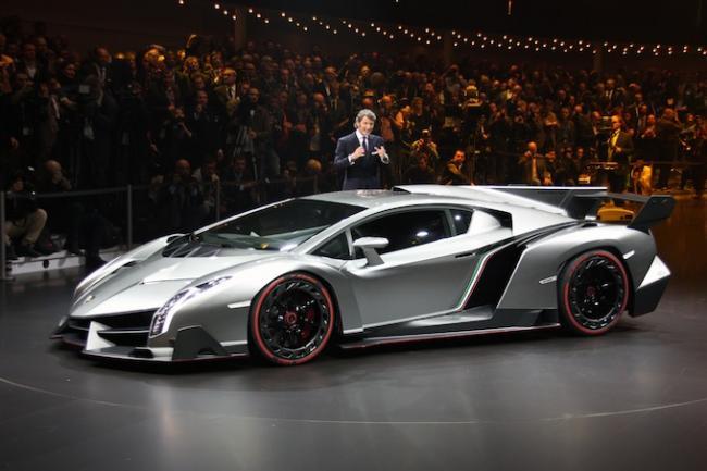 Lamborghini представила свой самый быстрый суперкар