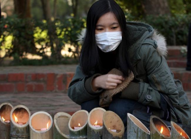В Японии почтили память жертв Великого Восточного Японского землетрясения