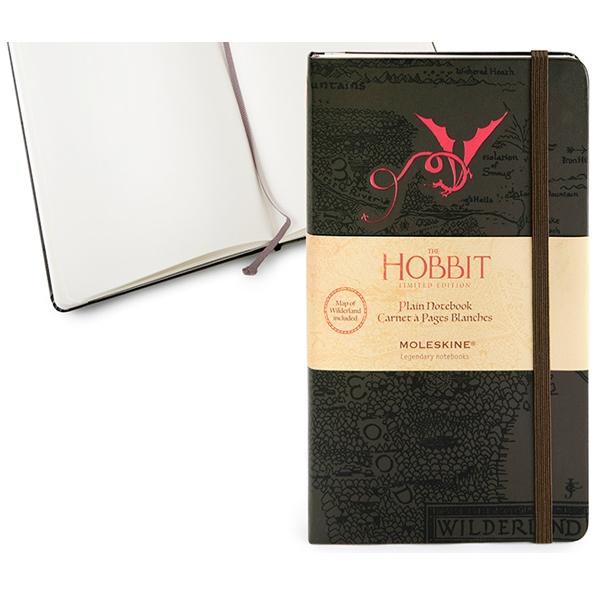 Записная книжка Moleskine Hobbit Limited Edition Large Notebook