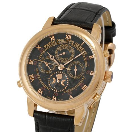 Часы Sky Moon Tourbillon от Patek Philippe   Модель №293.40