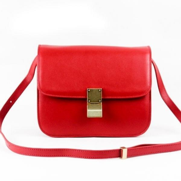 33a7009277ea Женская сумка Celine Classic Box (Селин Классик бокс) - YouSmi.by