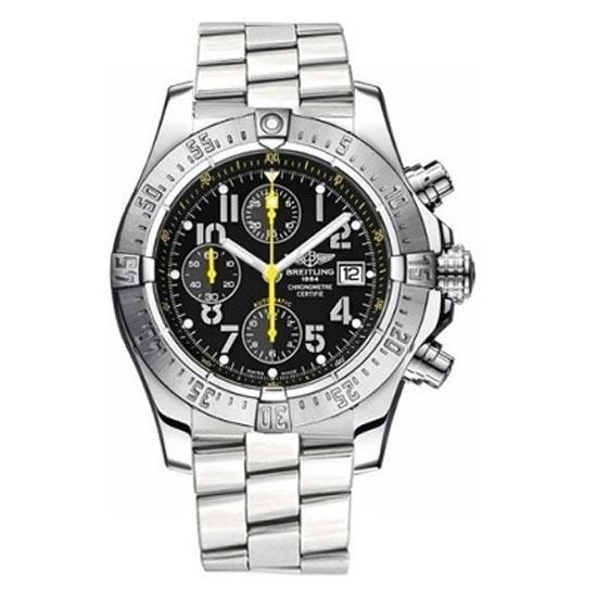 Часы Avenger Code Yellow от Breitling Модель №126.20