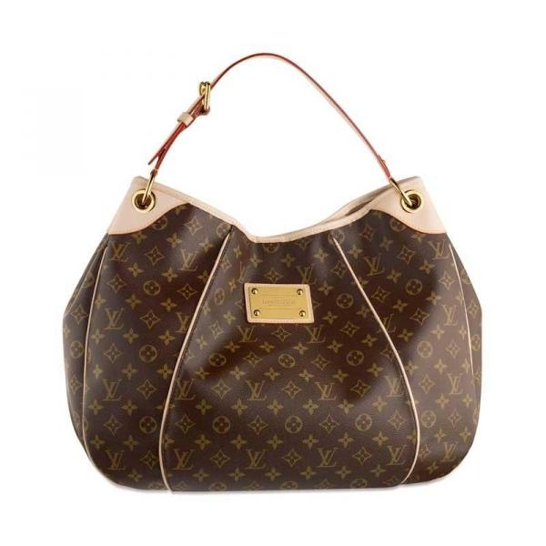 Женская сумка Louis Vuitton Galliera GM, Monogram Canvas (Луи Виттон Галиэра Монограм Канвас)