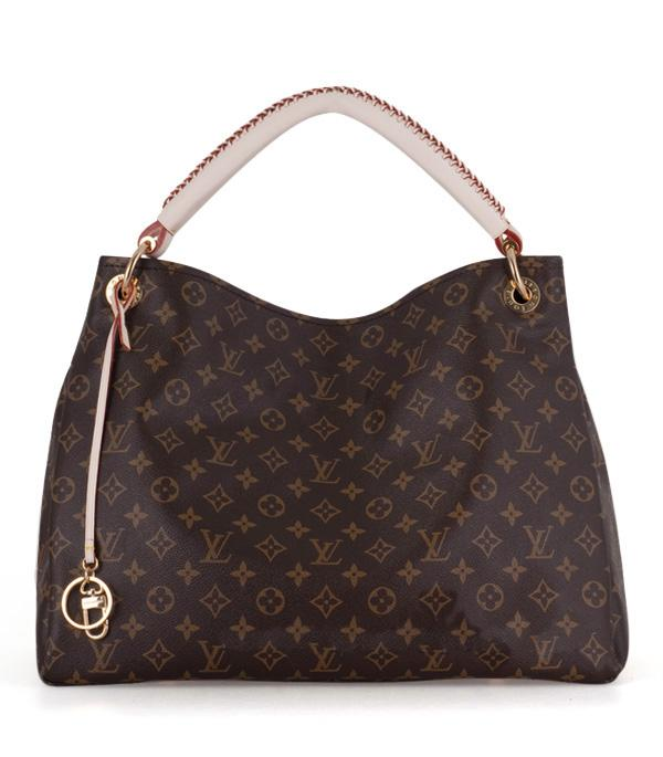 Женская сумка Louis Vuitton Artsy GM, Monogram Canvas (Луи Виттон Артси Монограм Канвас)