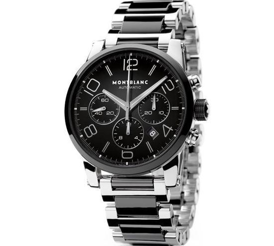 Часы Timewalker Chronograph от Montblanc   Модель №272.3