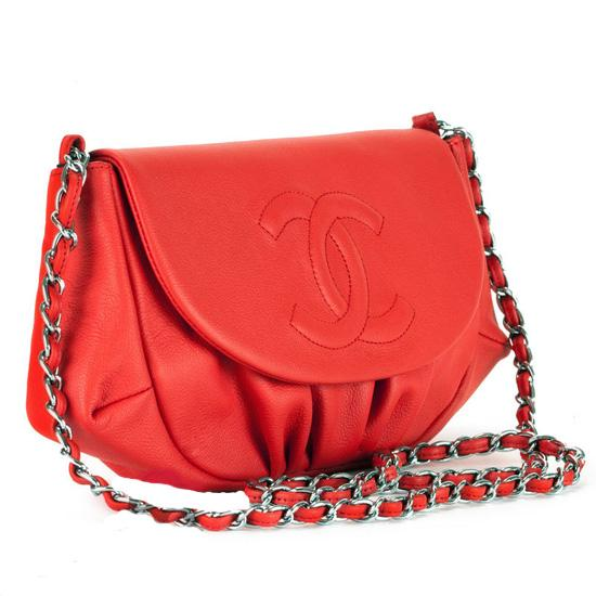 Женская сумка Chanel Evening Clutch On Chain (Шанель Ивнинг клатч он чейн)